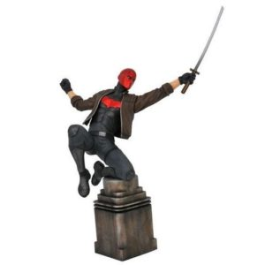 RED HOOD STATUETTE DC COMIC GALLERY DIAMOND SELECT 23 CM 699788834459 kingdom-figurine.fr