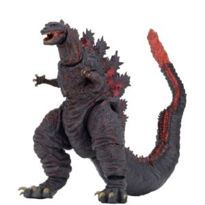 SHIN GODZILLA FIGURINE GODZILLA HEAD TO TAIL NECA 634482428818 kingdom-figurine.fr