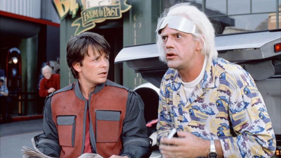 Marty et le doc