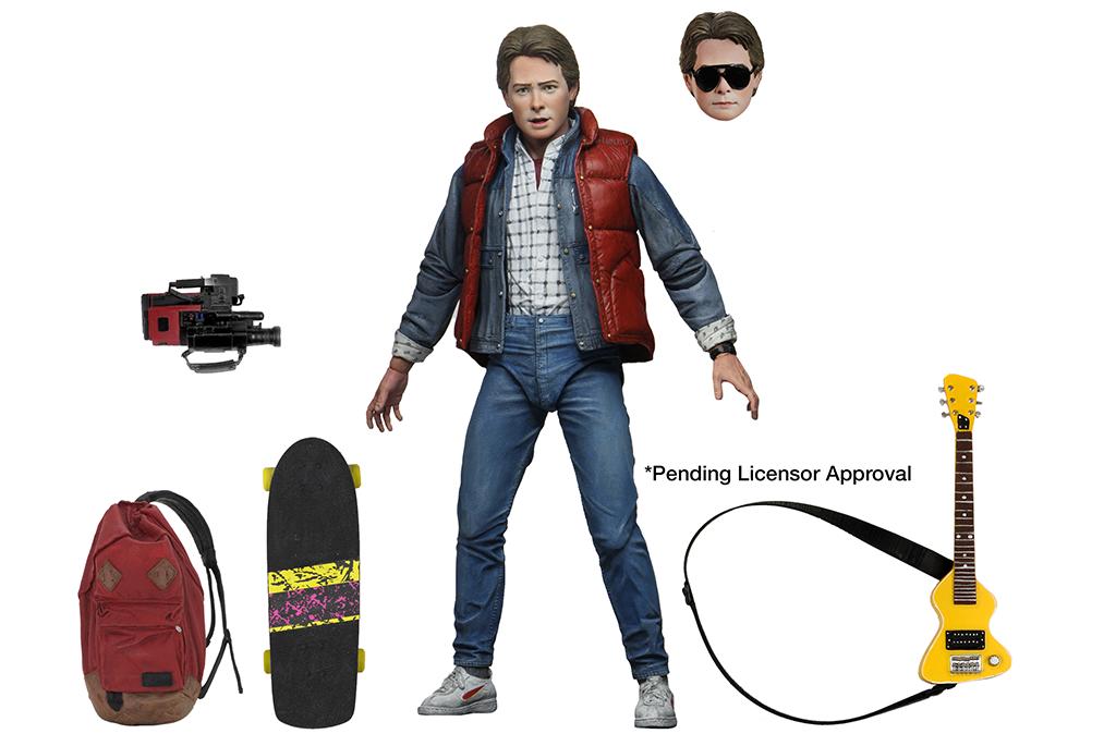 Marty McFly : héros de Retour vers le futur