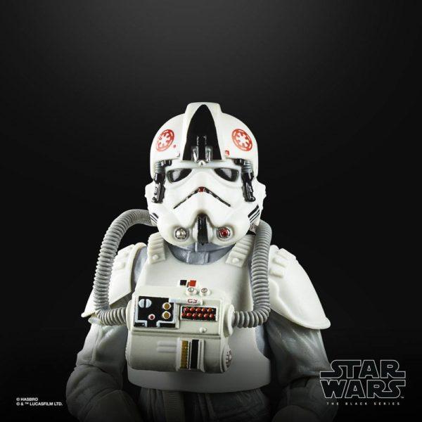 AT-AT DRIVER FIGURINE STAR WARS EPISODE V BLACK SERIES 40TH ANNIVERSARY HASBRO 15 CM (2) 5010993660582 kingdom-figurine.fr
