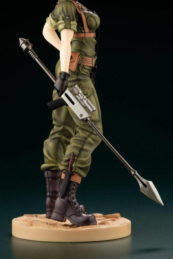 G.I. JOE BISHOUJO STATUETTE PVC 1-7 LADY JAYE 23 CM KOTOBUKIYA (11) 4934054006212 kingdom-figurine.fr