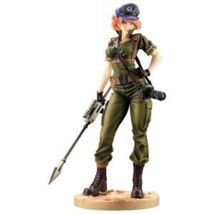 G.I. JOE BISHOUJO STATUETTE PVC 1-7 LADY JAYE 23 CM KOTOBUKIYA 4934054006212 kingdom-figurine.fr