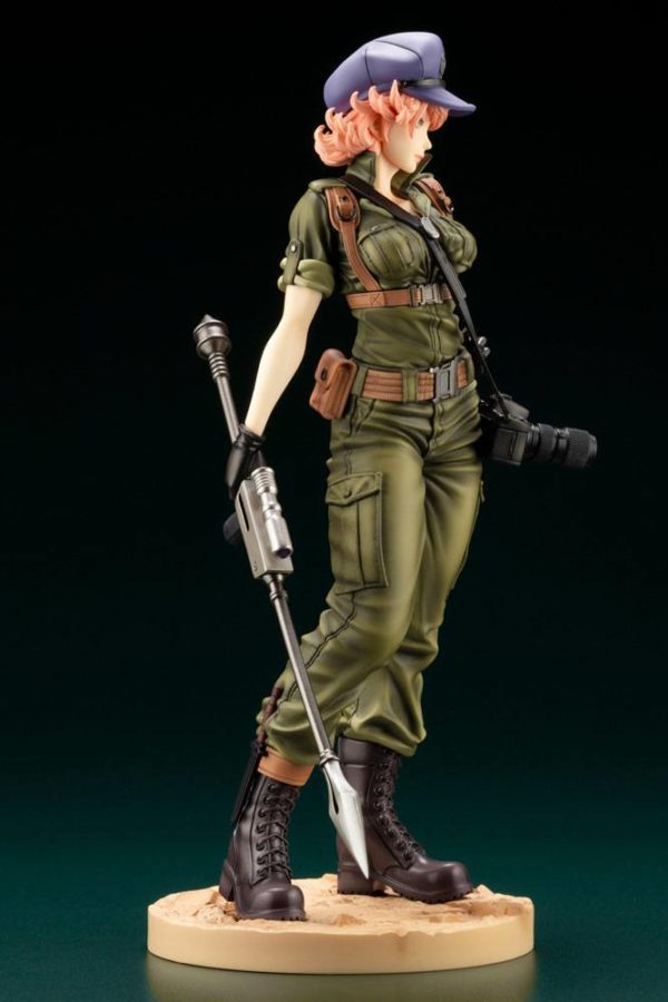 G.I. JOE BISHOUJO STATUETTE PVC 1-7 LADY JAYE 23 CM KOTOBUKIYA (8) 4934054006212 kingdom-figurine.fr