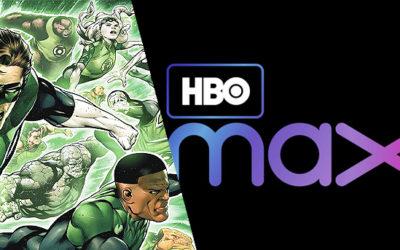 Une série Green Lantern sur HBO Max ?