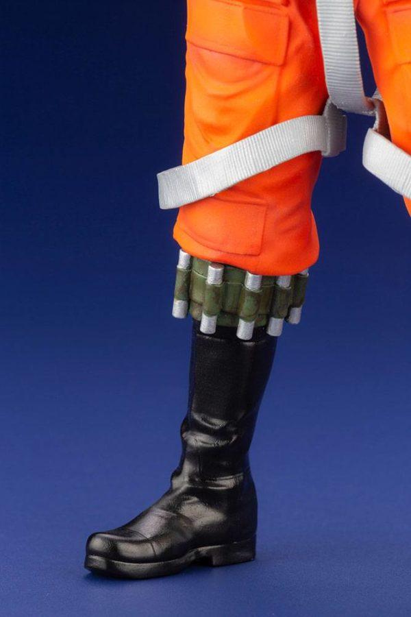 LUKE SKYWALKER X-WING PILOT STATUETTE PVC ARTFX+ 1-10 STAR WARS KOTOBUKIYA 17 CM (11) 4934054013890 kingdom-figurine.fr