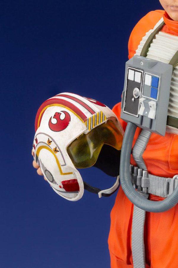 LUKE SKYWALKER X-WING PILOT STATUETTE PVC ARTFX+ 1-10 STAR WARS KOTOBUKIYA 17 CM (9) 4934054013890 kingdom-figurine.fr