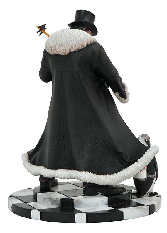 PENGUIN STATUETTE DC COMIC GALLERY DIAMOND SELECT 23 CM (4) 699788839430 kingdom-figurine.fr