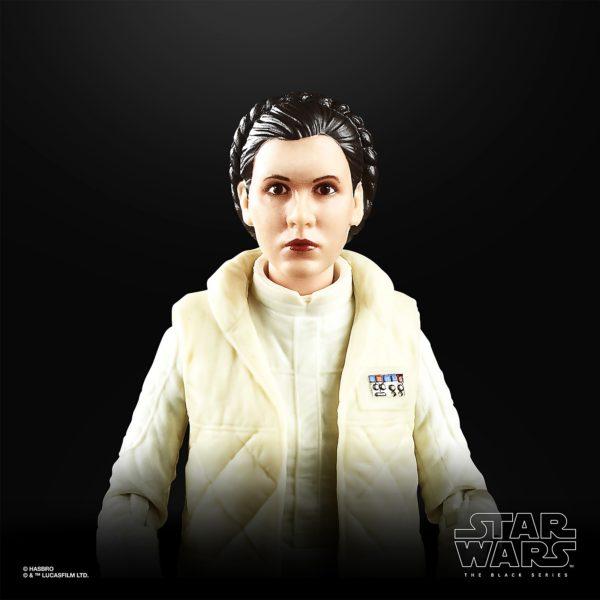 PRINCESS LEIA FIGURINE STAR WARS EPISODE V BLACK SERIES 40TH ANNIVERSARY HASBRO 13 CM (4) 5010993660544 kingdom-figurine.fr