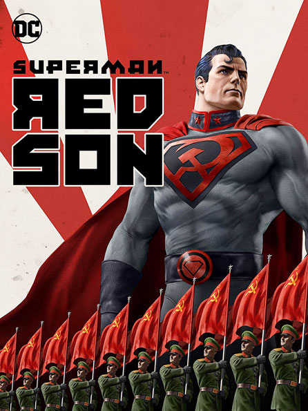 Le DVD de Superman Red Son