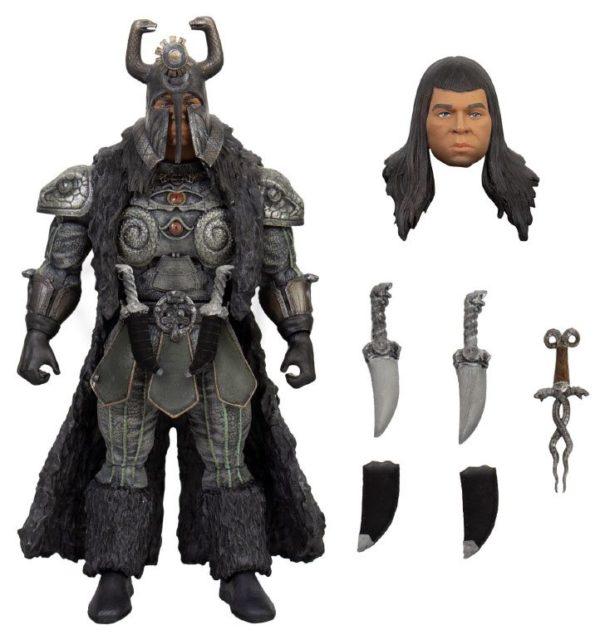 THULSA DOOM FIGURINE ULTIMATES CONAN LE BARBARE SUPER7 18 CM (1) 840049800885 kingdom-figurine.fr