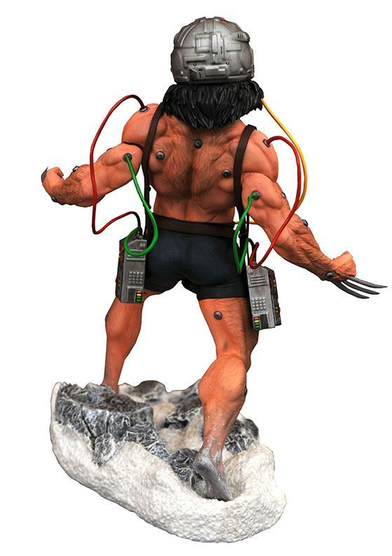 WEAPON X (WOLVERINE) STATUETTE MARVEL COMIC GALLERY DIAMOND SELECT 23 CM (2) 699788837412 kingdom-figurine.fr