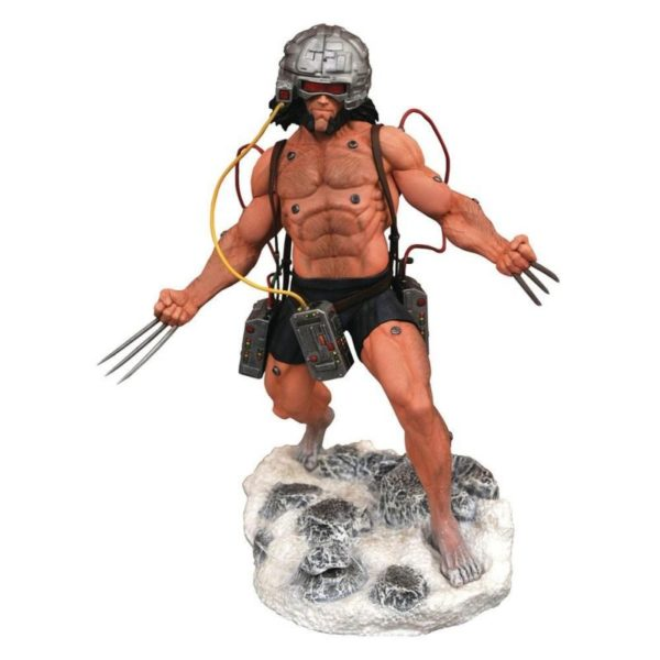 WEAPON X (WOLVERINE) STATUETTE MARVEL COMIC GALLERY DIAMOND SELECT 23 CM 699788837412 kingdom-figurine.fr