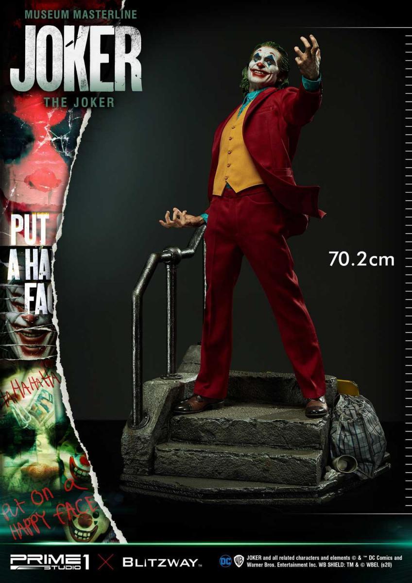 Statue du Joker par Blitzway/Prime1