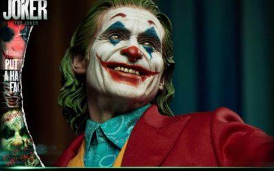 Une statue du Joker exceptionnelle par Blitzway
