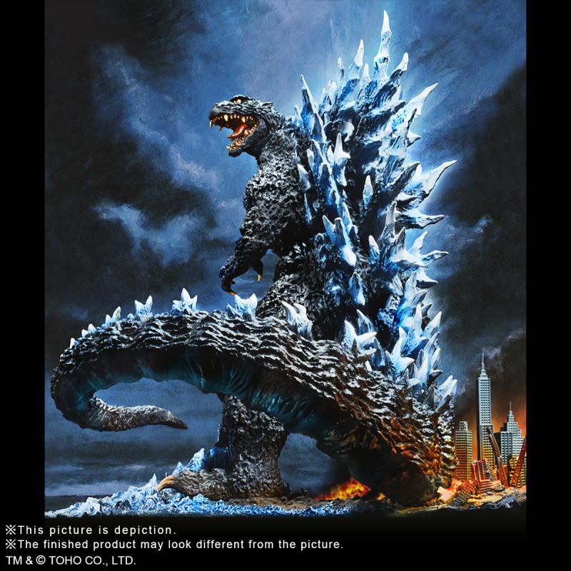 Godzilla version 2004