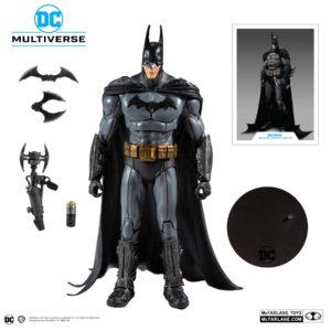 BATMAN ARKHAM ASYLUM FIGURINE BATMAN DC MULTIVERSE McFARLANE TOYS 18 CM (0) 787926153460 kingdom-figurine.fr