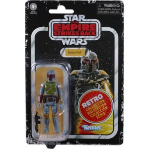 BOBA FETT FIGURINE STAR WARS EPISODE V RETRO COLLECTION WAVE 2 HASBRO 10 CM 5010993687107 kingdom-figurine.fr