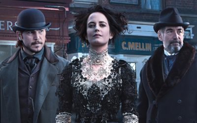 Penny Dreadful a quitté Netflix