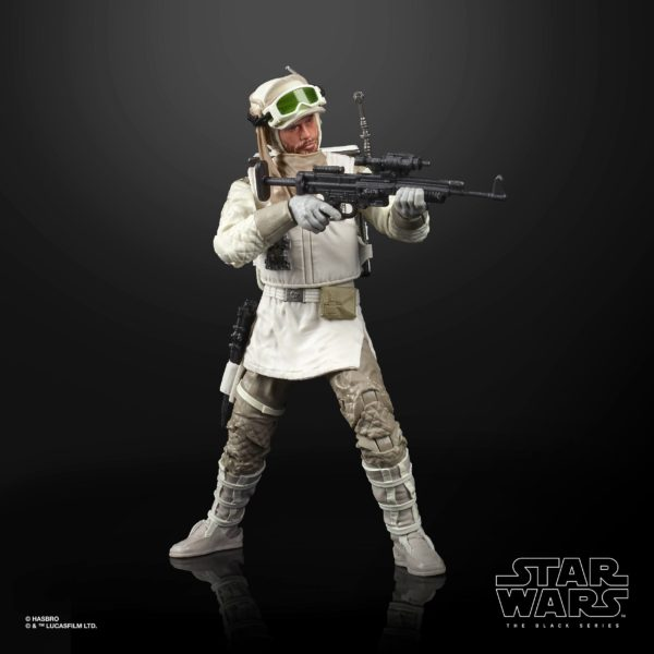 REBEL SOLDIER FIGURINE STAR WARS EPISODE V BLACK SERIES 40TH ANNIVERSARY HASBRO 15 CM (2) 5010993660575 kingdom-figurine.fr