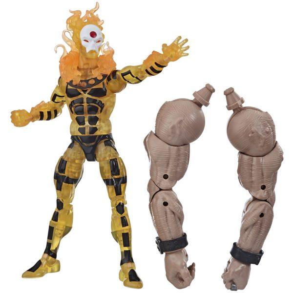 SUNFIRE FIGURINE X-MEN AGE OF APOCALYPSE MARVEL LEGENDS HASBRO 15 CM (2) 5010993682263 kingdom-figurine.fr