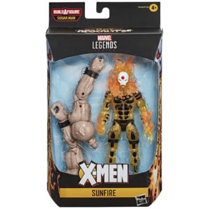 SUNFIRE FIGURINE X-MEN AGE OF APOCALYPSE MARVEL LEGENDS HASBRO 15 CM 5010993682263 kingdom-figurine.fr