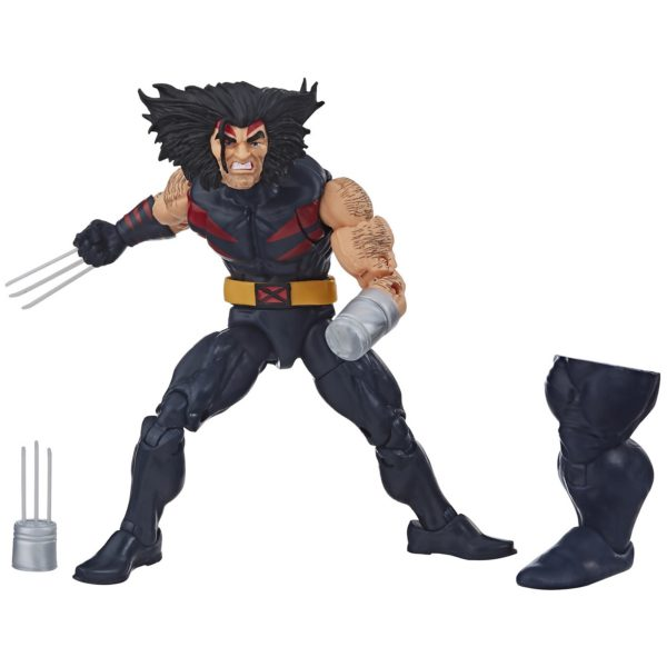 WEAPON X FIGURINE X-MEN AGE OF APOCALYPSE MARVEL LEGENDS HASBRO 15 CM (2) 5010993682270 kingdom-figurine.fr