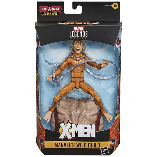 WILD CHILD FIGURINE X-MEN AGE OF APOCALYPSE MARVEL LEGENDS HASBRO 15 CM 5010993682324 kingdom-figurine.fr