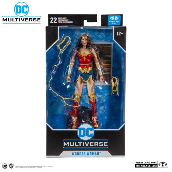 WONDER WOMAN 1984 FIGURINE DC MULTIVERSE McFARLANE TOYS 18 CM (5) 787926151220 kingdom-figurine.fr