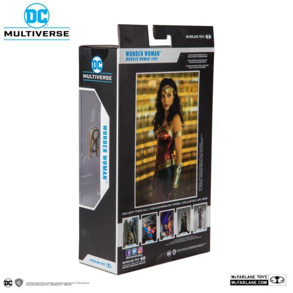WONDER WOMAN 1984 FIGURINE DC MULTIVERSE McFARLANE TOYS 18 CM (7) 787926151220 kingdom-figurine.fr