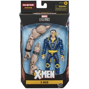X-MAN FIGURINE X-MEN AGE OF APOCALYPSE MARVEL LEGENDS HASBRO 15 CM 5010993682317 kingdom-figurine.fr