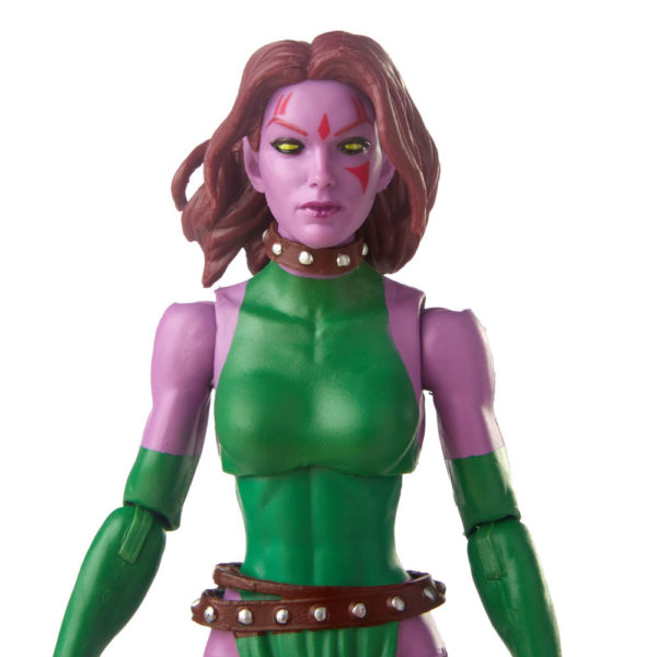 BLINK FIGURINE X-MEN MARVEL LEGENDS HASBRO 15 CM 630509808519 (3) kingdom-figurine.fr