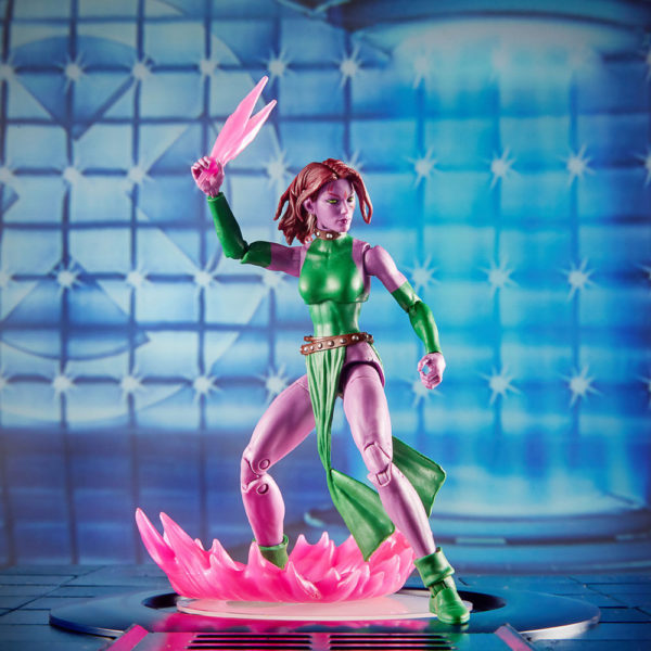 BLINK FIGURINE X-MEN MARVEL LEGENDS HASBRO 15 CM 630509808519 (4) kingdom-figurine.fr