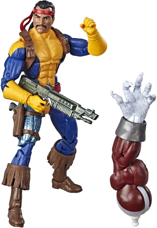 FORGE FIGURINE X-MEN MARVEL LEGENDS HASBRO 15 CM (1) 630509808526 kingdom-figurine.fr