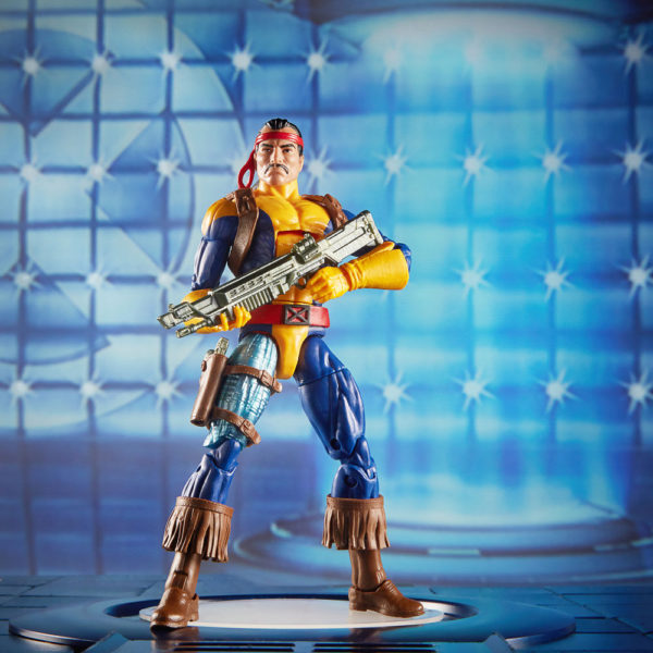 FORGE FIGURINE X-MEN MARVEL LEGENDS HASBRO 15 CM 630509808526 (4) kingdom-figurine.fr