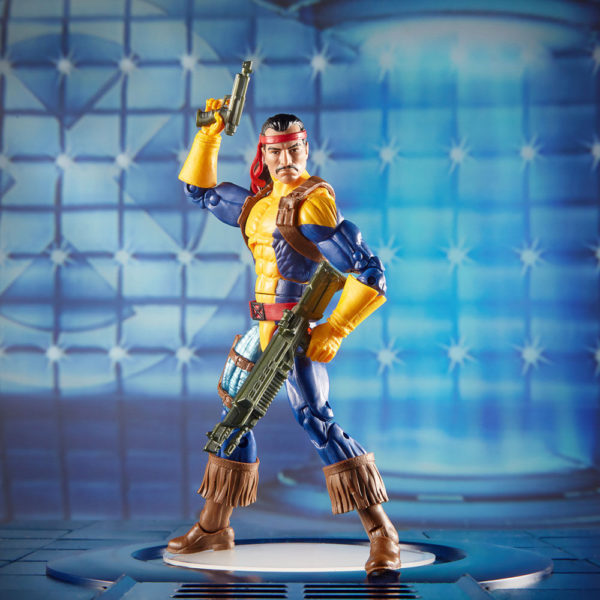 FORGE FIGURINE X-MEN MARVEL LEGENDS HASBRO 15 CM 630509808526 (5) kingdom-figurine.fr