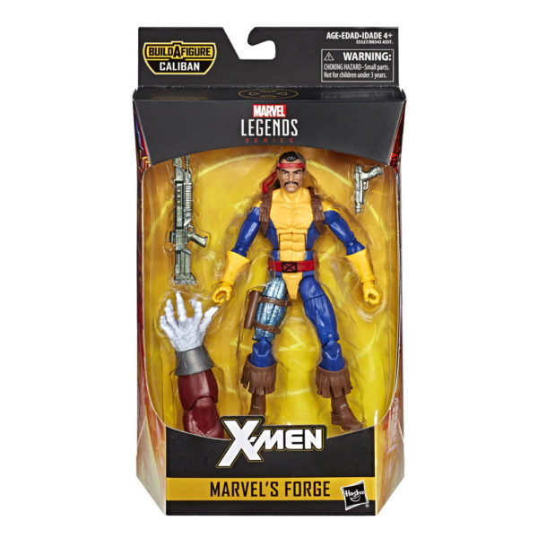 FORGE FIGURINE X-MEN MARVEL LEGENDS HASBRO 15 CM 630509808526 kingdom-figurine.fr