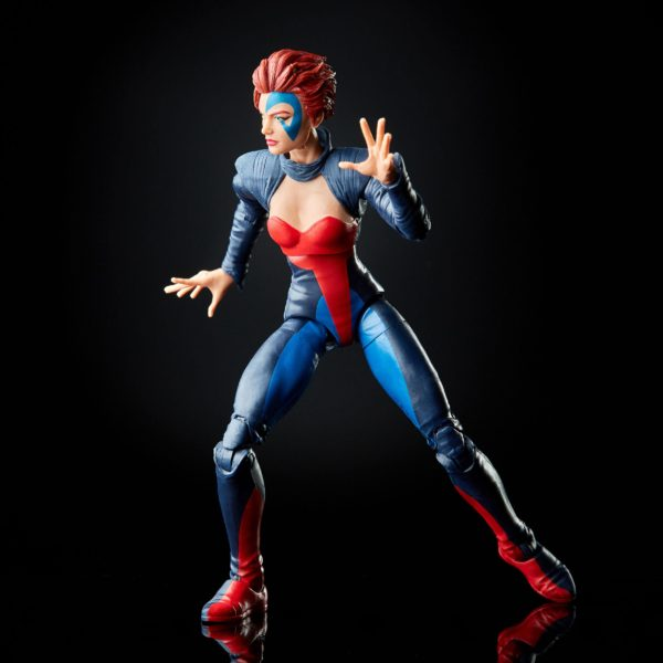 JEAN GREY FIGURINE X-MEN AGE OF APOCALYPSE MARVEL LEGENDS HASBRO 15 CM (5) 5010993682287 kingdom-figurine.fr