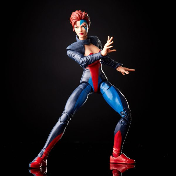 JEAN GREY FIGURINE X-MEN AGE OF APOCALYPSE MARVEL LEGENDS HASBRO 15 CM (6) 5010993682287 kingdom-figurine.fr
