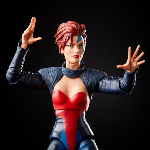 JEAN GREY FIGURINE X-MEN AGE OF APOCALYPSE MARVEL LEGENDS HASBRO 15 CM (7) 5010993682287 kingdom-figurine.fr