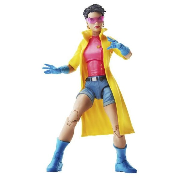 JUBILEE FIGURINE X-MEN MARVEL LEGENDS HASBRO 15 CM (2) 630509808533 kingdom-figurine.fr