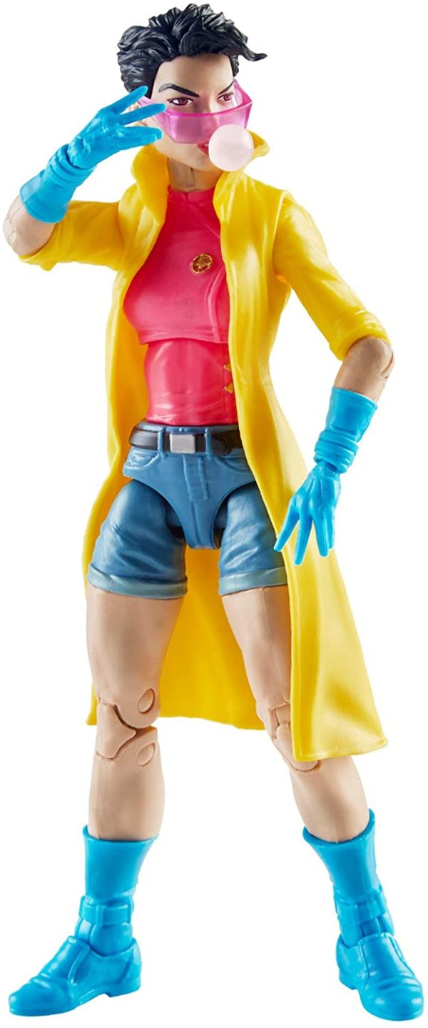 JUBILEE FIGURINE X-MEN MARVEL LEGENDS HASBRO 15 CM (3) 630509808533 kingdom-figurine.fr
