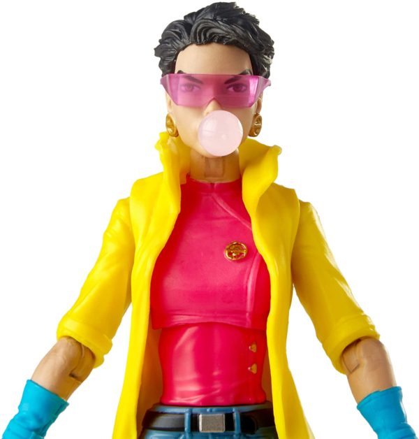 JUBILEE FIGURINE X-MEN MARVEL LEGENDS HASBRO 15 CM ( 4) 630509808533 kingdom-figurine.fr