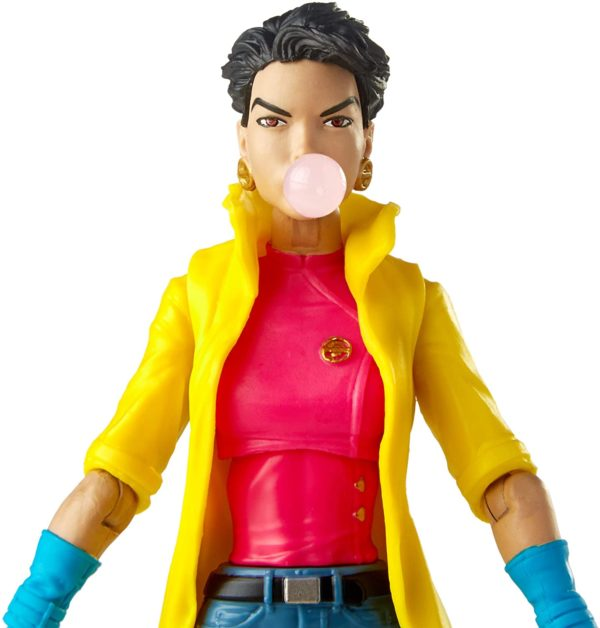 JUBILEE FIGURINE X-MEN MARVEL LEGENDS HASBRO 15 CM (5) 630509808533 kingdom-figurine.fr