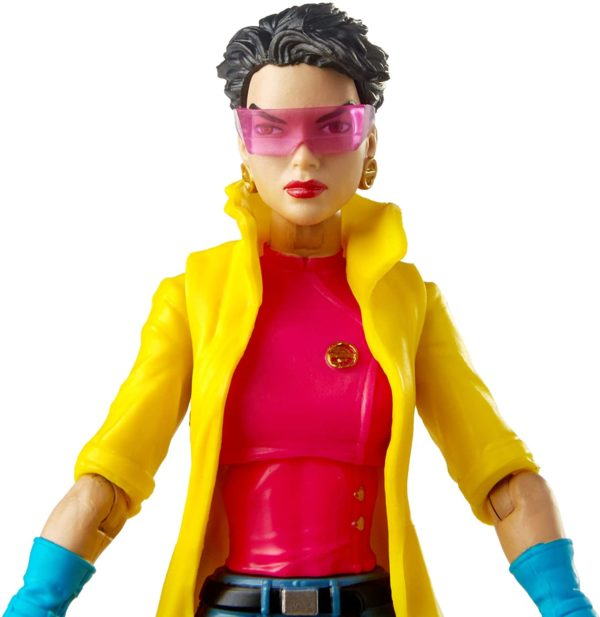 JUBILEE FIGURINE X-MEN MARVEL LEGENDS HASBRO 15 CM (6) 630509808533 kingdom-figurine.fr