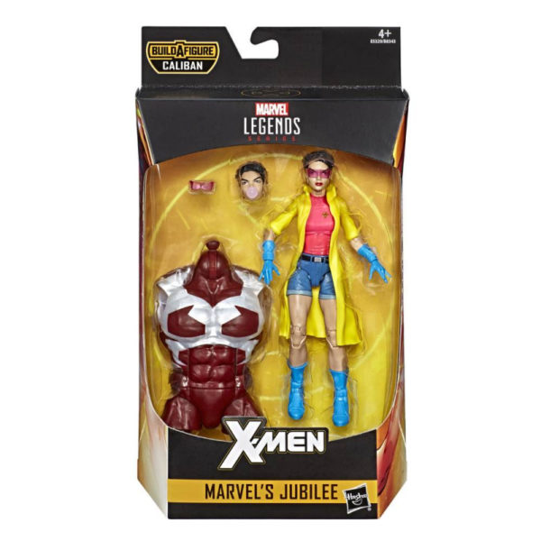 JUBILEE FIGURINE X-MEN MARVEL LEGENDS HASBRO 15 CM 630509808533 kingdom-figurine.fr