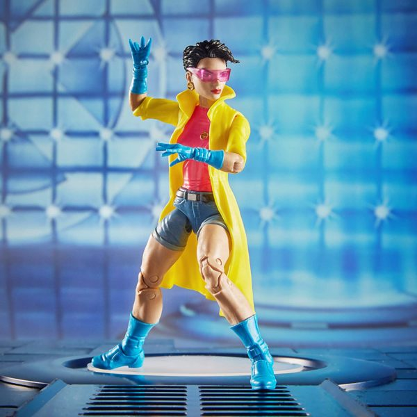 JUBILEE FIGURINE X-MEN MARVEL LEGENDS HASBRO 15 CM (7) 630509808533 kingdom-figurine.fr