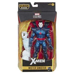 MISTER SINISTER FIGURINE X-MEN MARVEL LEGENDS HASBRO 15 CM 5010993598069 kingdom-figurine.fr