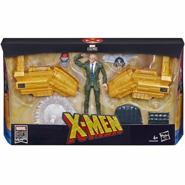 PROFESSEUR X FIGURINE X-MEN MARVEL LEGENDS HASBRO 15 CM 630509775101 kingdom-figurine.fr