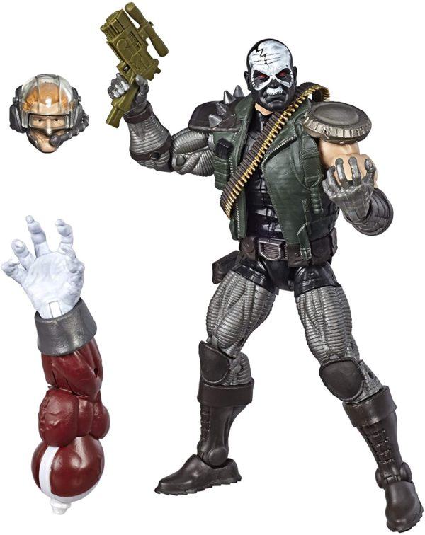 SKULLBUSTER FIGURINE X-MEN MARVEL LEGENDS HASBRO 15 CM (1) 630509808502 kingdom-figurine.fr
